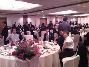 福島JCの2008年度事務局。近野くんは当時事務局補佐をしてくれていました。